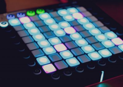 Touchpad de Novation